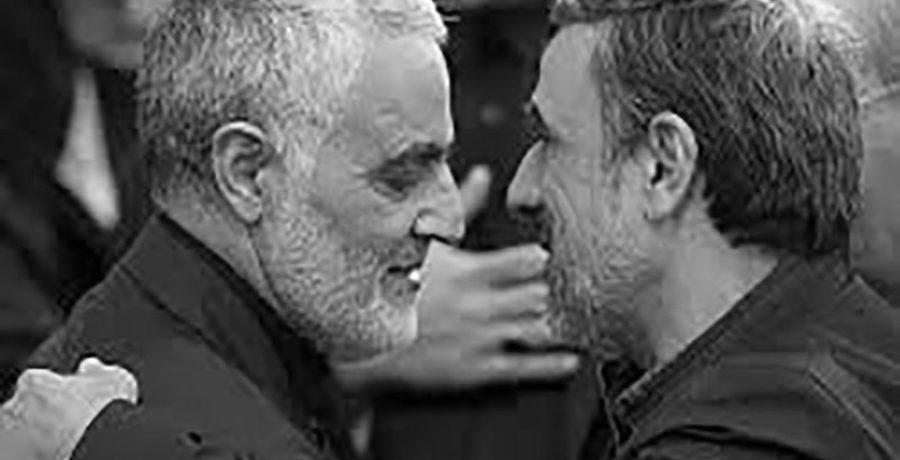 تهدید احمدینژاد به افشای مراودات کاری دولت با نیروی قدس سپاه پاسداران