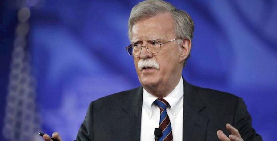 حمایت جان بولتون از مقابله ائتلاف عربی با رفتار بیثبات کننده رژیم ایران