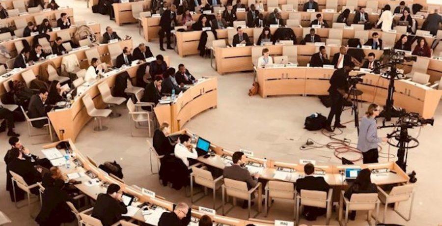 ژنو-چهلمین اجلاس شورای حقوق بشر – سخنرانیها درباره قتلعام سال ۶۷ و وضعیت حقوق بشر در ایران