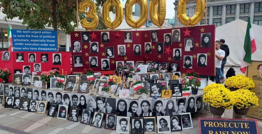 کانادا: آکسیون اعتراضی ایرانیان آزاده در ونکوور همزمان با سخنرانی آنلاین رئیسی جلاد67 در مجمع عمومی ملل متحد