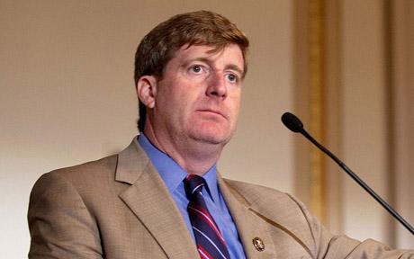 Former U.S. Congressman Patrick Kennedy
