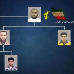 #Bahrain's officials: Cell members were trained by the #IRGC