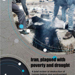 #Iran , plagued with poverty and drought