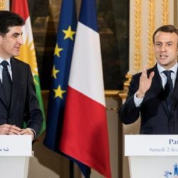 France's Macron Calls on #Iraq to Dismantle #Iran Regime's Proxy Militias
