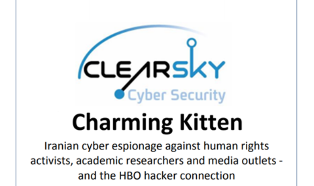 #Iran Regime Hacking Group Exposed