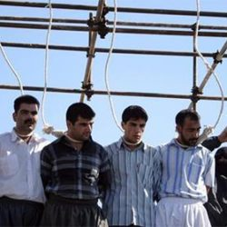 Eighteen executions across #Iran as MEPs visit Tehran
