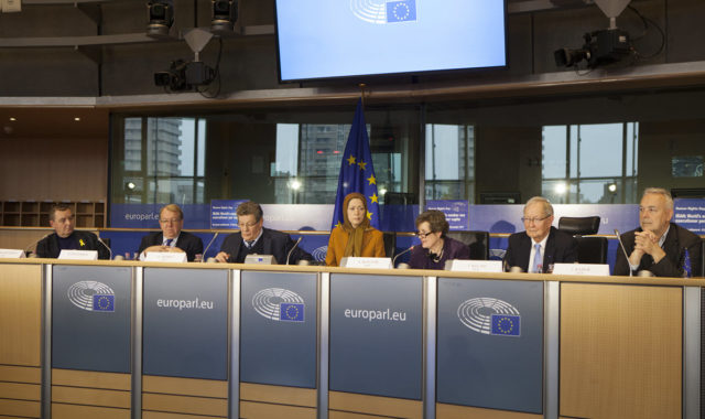 #EU Conference on #Iran Situation