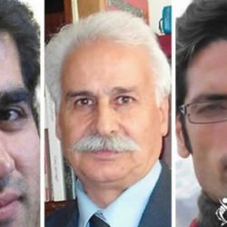 #Iran: Three political prisoners sentenced to hefty prison terms