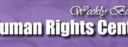 NCRI Human Rights Center Weekly Bulletin May 14, 2018
