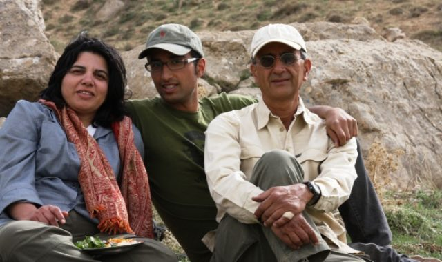 Wife of Iranian-Canadian professor who died in Tehran prison detained en route to Canada