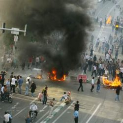 Iran's Regime Sets New Protest Conditions