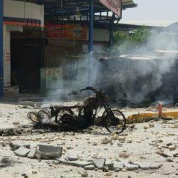 Iran: Protesters Clash With Repressive Forces In Kazerun