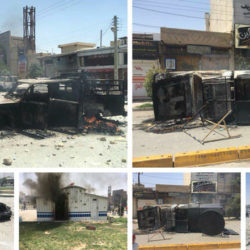 A Report on Situation of Kazeroun by the PMOI Network Inside Iran