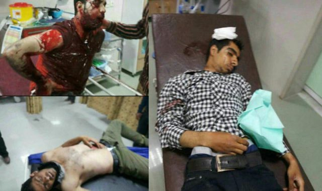 Iran: Security Forces Open Fatal Fire On People's Peaceful Demonstration In Kazeroun