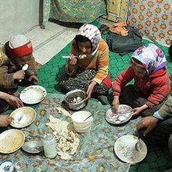 Iran: Striking Figures of Poverty During Ramadan
