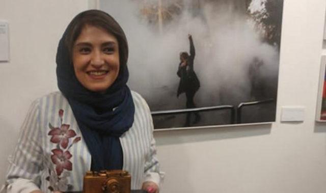 Iran Woman Chosen Press Photographer of the Year