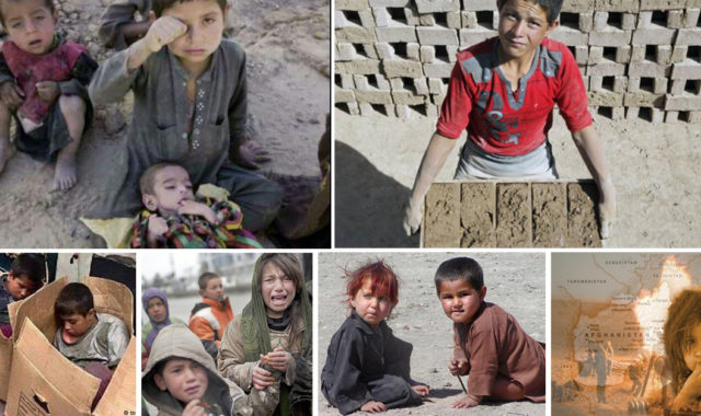 Harsh Lives of Afghan Children in Iran
