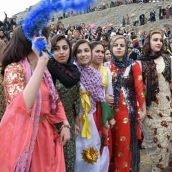 Iranian Regime Bans Kurdish Dress and Language in Public