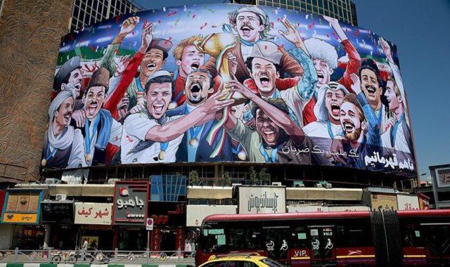 Iran Regime's Repressive Policies Affect Even Football