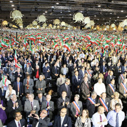Iran Officials' Fearful Remarks About PMOI and Resistance Grand Gathering in Paris