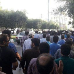 Iran: Steel Workers in Ahvaz Demand Release of Detained Workers