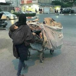 Iran: Women Head of Households with a Mountain of Suffering and Problems on Their Shoulders