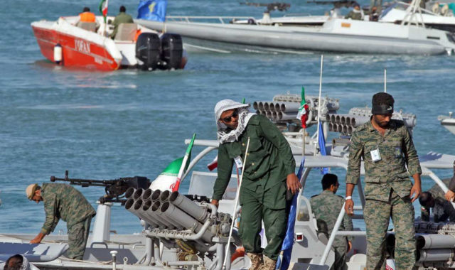 Iran: IRGC Threatens to Cut off Key Shipping Lanes in Persian Gulf