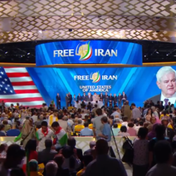 Newt Gingrich: The Only Way to Safety is to Replace Iran's Dictatorship with Democracy