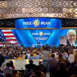 Rudy Giuliani Condemns Iran Regime's Terrorist Plot Against Free Iran Gathering