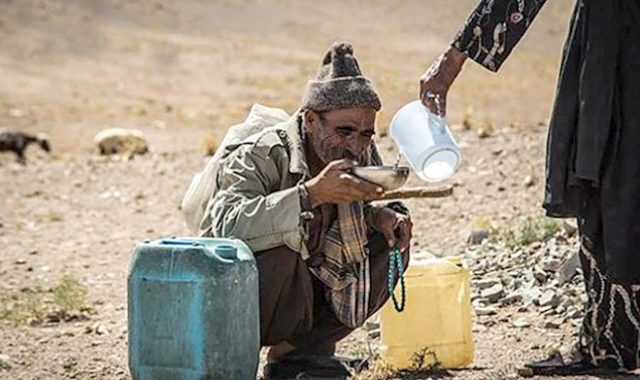 "Water Shortage, A ""Silent Earthquake"" In Iran"
