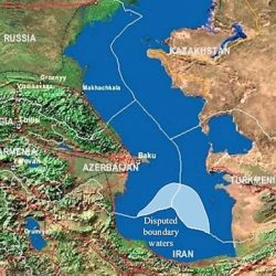 Iran: Caspian Sea Give-Away, Mullahs Treacherous Attempt To Preserve Their Rule