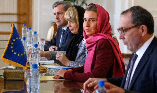 EU's Shameful Attempt To Appease Iranian Mullahs