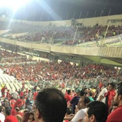 Iran: Premier League Soccer Match Turns Into Anti-Regime Protest in Tehran
