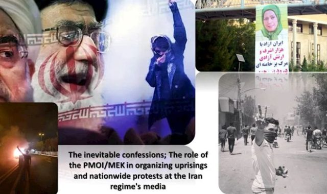 Iran's State Media Confess PMOI/MEK's Potential and Ability for Regime Change