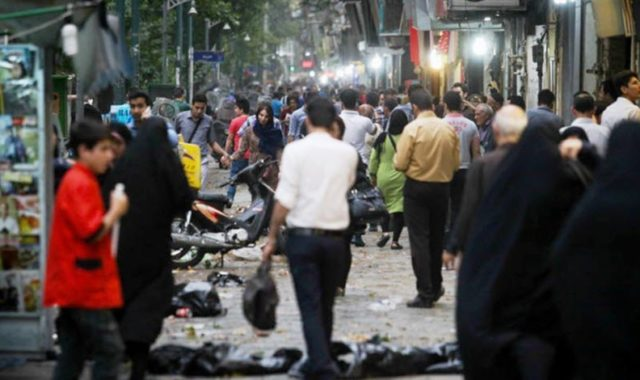 Iran's Ongoing Deep Crisis