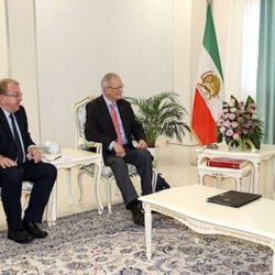EP Delegation Meet Iran's Opposition Leader Maryam Rajavi, Convey MEPs Support