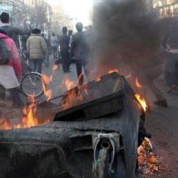 Iran Regime Reacts to US Sanctions Amid Sharp Rise In Popular Protests