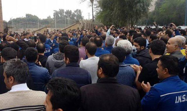 Iran: Labor Protests Expand to Unprecedented Level