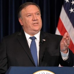 U.S. Declares New Sanctions On Iran