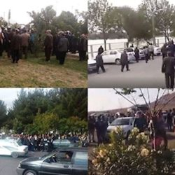 Iran: Isfahan Farmers Protest Water Mismanagement As Nationwide Protests and Strikes Continue