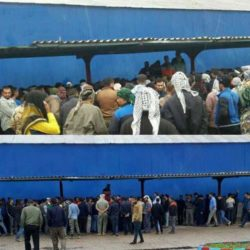 Truckers, Workers, Merchants & Farmers Continue Their Protests Across Iran