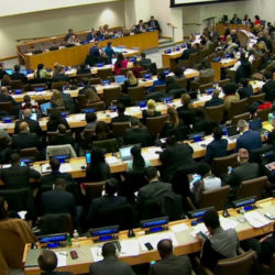 The UN 65th Resolution Condemning Human Rights Abuses In Iran