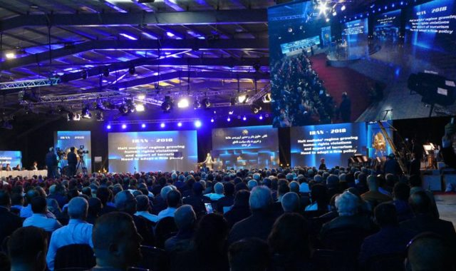 Iranian Communities Joint Conference Calls For Firm Action Against Iran Regime's Terrorism & Human Rights Abuses