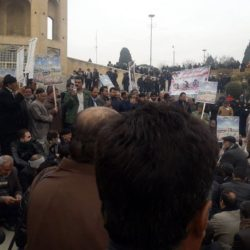 Iran: Isfahan Farmers Protest Water Diversion, Clash With Riot Police